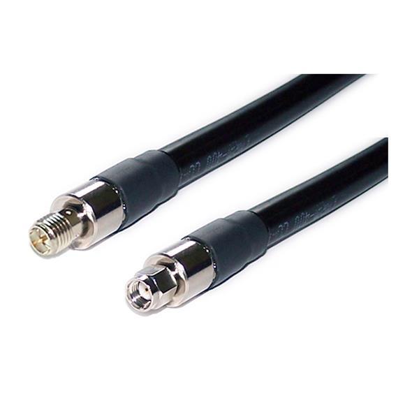 Câble d'adaptateur mâle SMA femelle à RP SMA Turmode