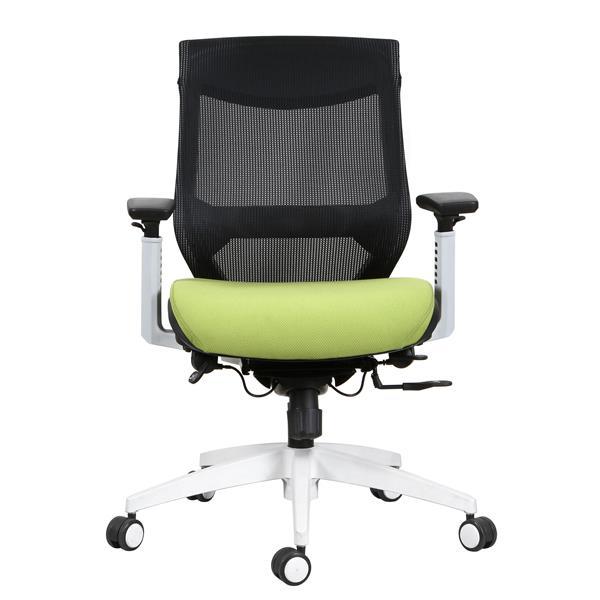 "Chaise de bureau TygerClaw, 20,5"" x 21,5"", vert"