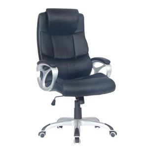 TygerClaw 21.5-in Black Office Chair