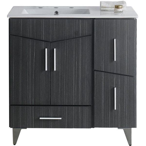 "Ensemble de meuble-lavabo, 35,5"", multi"