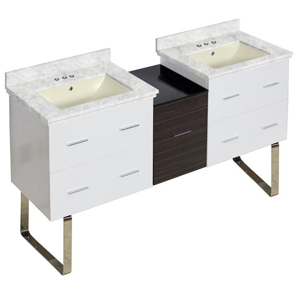 "Ensemble de meuble-lavabo, 61,5"", multi"