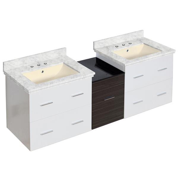"Ensemble de meuble-lavabo, 61,5"", multi"