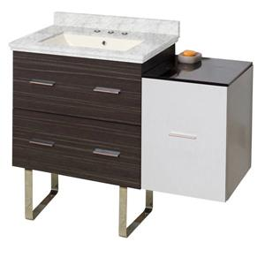 "Ensemble de meuble-lavabo, 37,75"", multi"