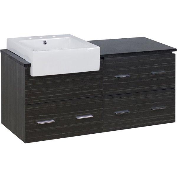 "Ensemble de meuble-lavabo, 48,75"", multi"