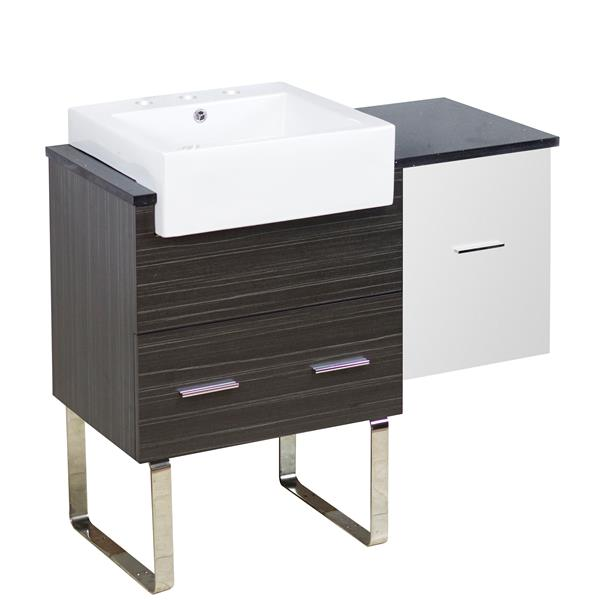 "Ensemble de meuble-lavabo, 36,75"", multi"