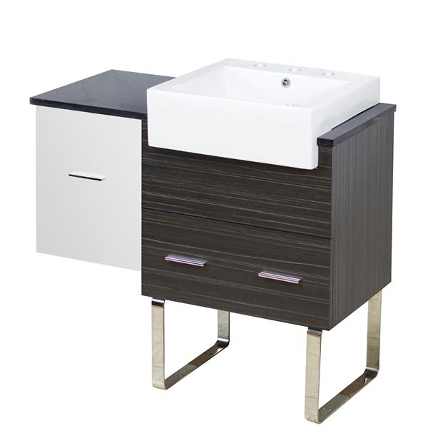 "Ensemble de meuble-lavabo, 36,75"", multi"
