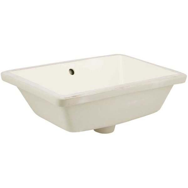 "Ensemble de meuble-lavabo, 59"", blanc"
