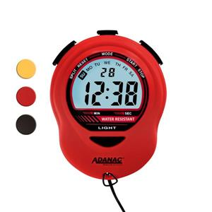 Marathon Red Stopwatch Timer