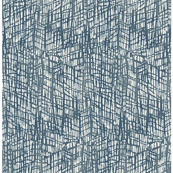 Papier peint texture abstraite, bleu