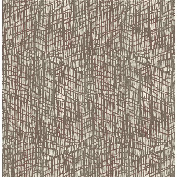Papier peint texture abstraite rouge