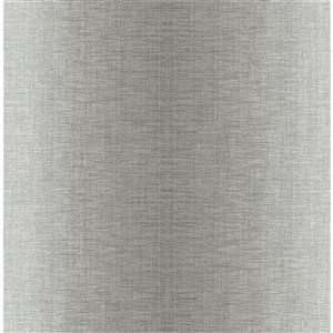A-Street Prints Grey stripes Non-Woven Paste To Wall Stardust Ombre Wallpaper
