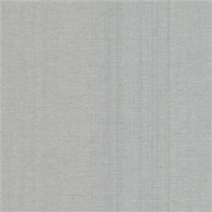 Brewster Wallcovering Silver Aspero Faux Glasscloth Vinyl Wallpaper