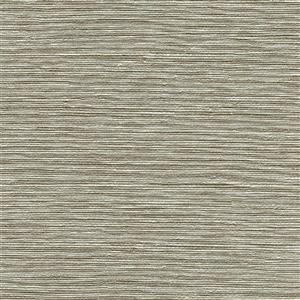 Mabe Faux Grasscloth Wallpaper - Taupe