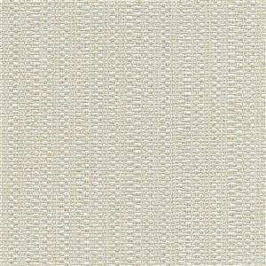 Brewster Wallcovering Biwa Pearl Vertical Weave Paste The Wall Wallpaper