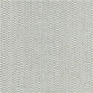 Brewster Wallcovering Biwa Silver Vertical Weave Paste The Wall Wallpaper
