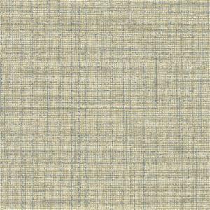 Papier peint Solitaire II, doré