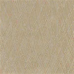 Brewster Wallcovering Allegro Embossed 60 sq ft Bronze Wallpaper
