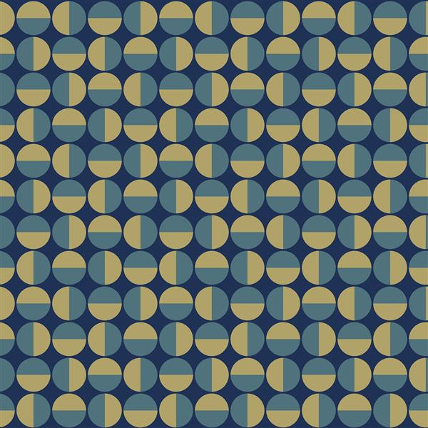 Brewster Wallcovering Wall Republic Vertigo Geometric 57.8 sq ft Teal/Blue Unpasted Wallpaper