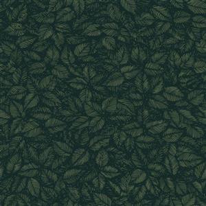 Papier peint Amorina feuille, vert