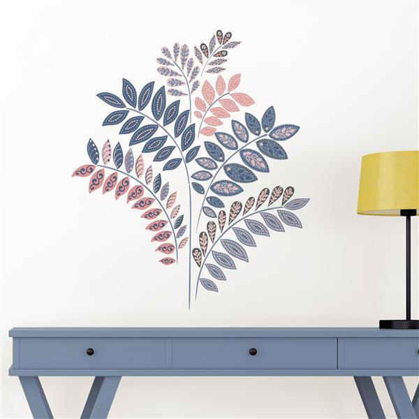 Trousse d'art mural Flora WallPops