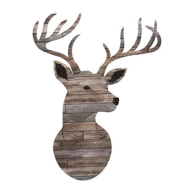 Trousse d'art mural  Oh Deer , WallPops