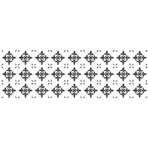 WallPops Ironwork Tile Decal Kit