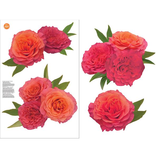 Trousse d'art mural Sunset Rose, WallPops