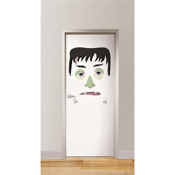 WallPops Frank the Monster Door Decal