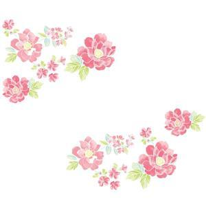 Trousse d'art mural de jolies fleurs, WallPops
