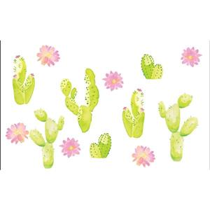 WallPops Sedona Cacti Wall Art Kit