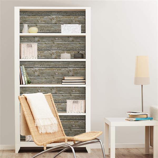 Planks Wallpaper