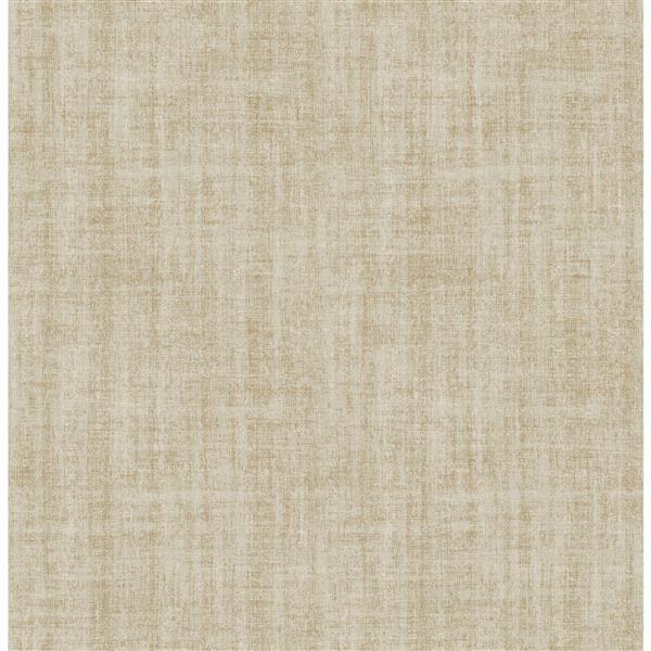 NuWallpaper Ramie Linen Wallpaper