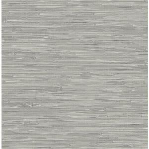 NuWallpaper Tibetan Grasscloth Wallpaper
