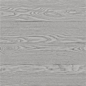 NuWallpaper Salvaged Wood Wallpaper - Grey