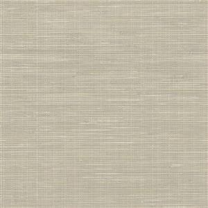 Wheat Grasscloth Wallpaper