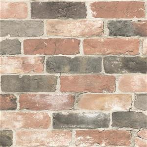 NuWallpaper Newport Reclaimed Brick Wallpaper
