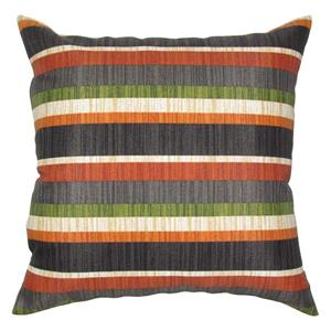 Bozanto 16-in Multicolor Square Outdoor Toss Cushion