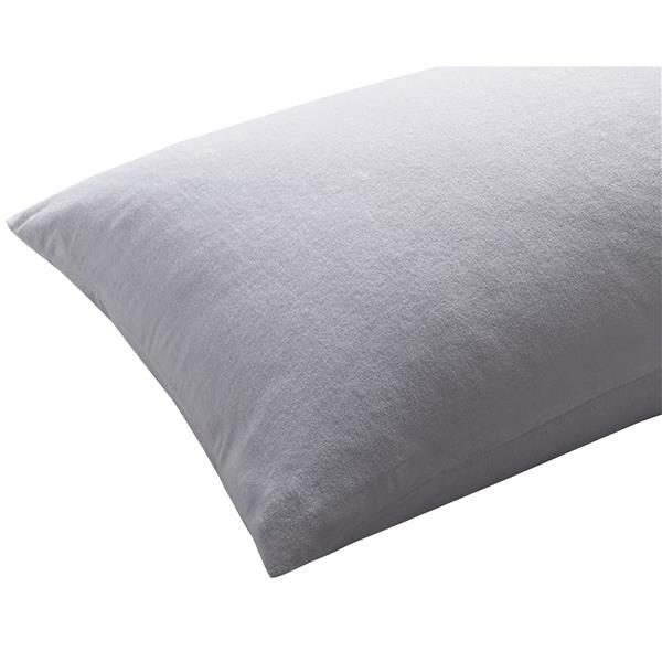 Milano Collection 20-In x 26-In White SilverClear Waterproof Pillow Protector