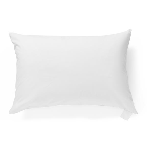 """Protecteur d'oreiller en coton SilverClear, 26"""", blanc"""