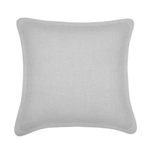 Millano Collection Gray Decorative Tweed Cushion
