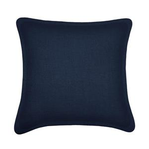 Millano Collection Blue Decorative Tweed Cushion