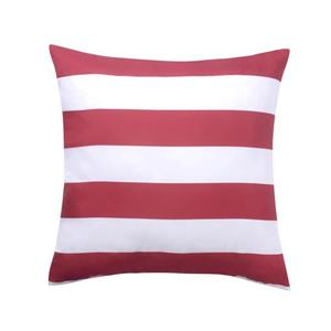 Millano Collection Red and White Stripes Outdoor Cushion