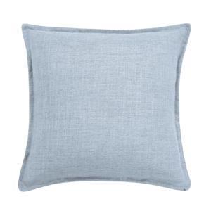 Millano Collection Light Blue Linen Decorative Cushion