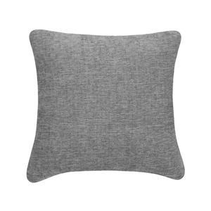 Coussin décoratif Millano, gris