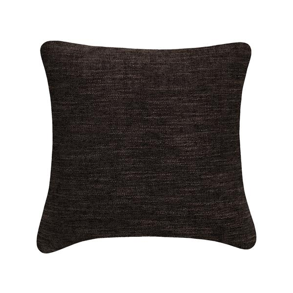 Millano Collection 18-in Chocolate Decorative Cushion
