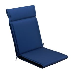 Millano Collection Blue Highback Cushion