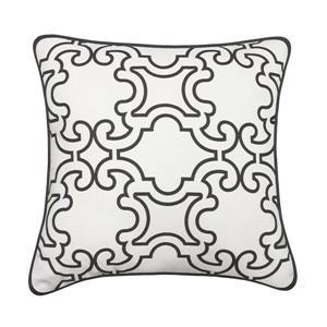 Coussin décoratif Vista, gris