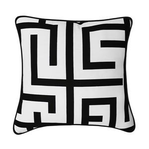Millano Collection Montazona Black Decorative Cushion