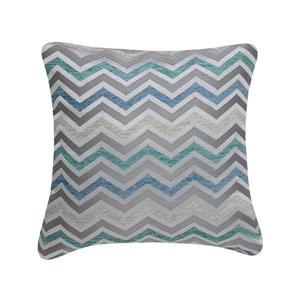 Millano 18-in Blue Brittany Decorative Cushion