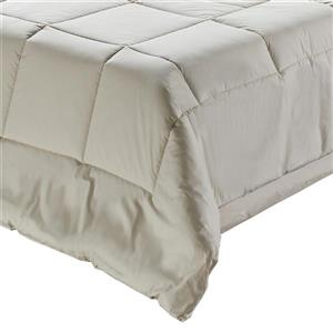 Millano Collection Off White Cotton King Duvet
